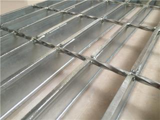 电厂平台钢格板