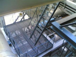 楼梯钢格板
