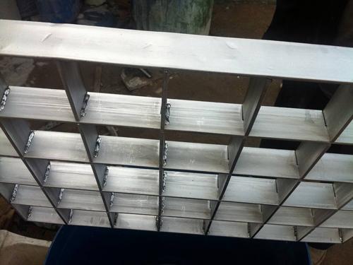 不锈钢插接钢格板